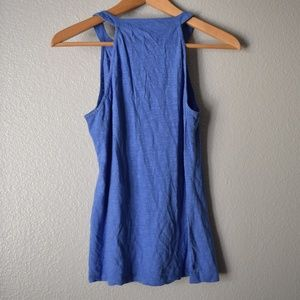 Lilly Pulitzer Tops - Lilly Pulitzer VNeck Tank Top Size XS Blue